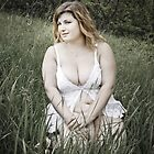 BBW beauty Allison in a Cami  by redhairedgirl