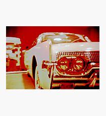 Town Car Photographic Print