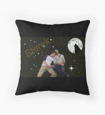 Bedtime Sterek Throw Pillow