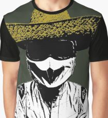 I'm The Stig's Mexican Cousin Graphic T-Shirt