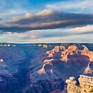 Grand Canyon - Late Afternoon Panorama by eegibson
