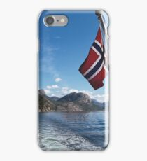 Colors of Norway iPhone Case/Skin