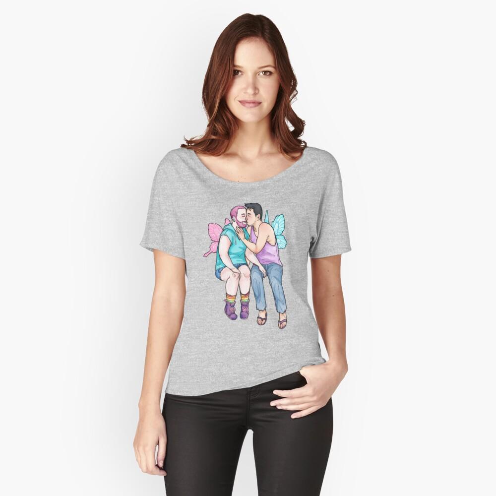 Fairies Women's Relaxed Fit T-Shirt Front
