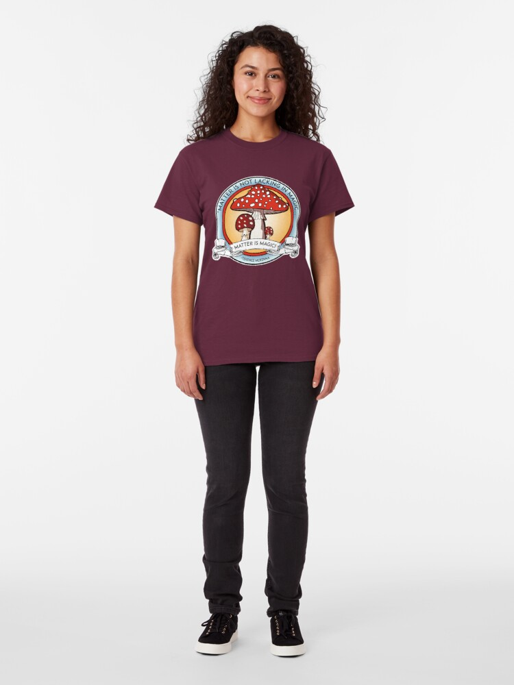 Alternative Ansicht von Terence Mckenna Weisheit Classic T-Shirt