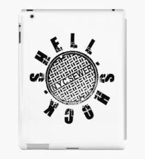 Shellshock Sewer iPad Case/Skin
