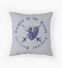 Camelot's Allstars Throw Pillow