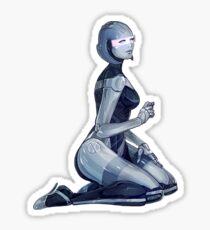 EDI Sticker