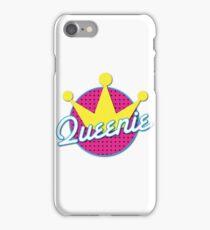 Queenie! with cute crown iPhone Case/Skin