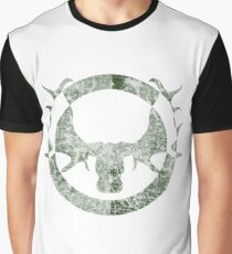 Moose Graphic T-Shirt