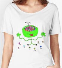 alien eyes Women's Relaxed Fit T-Shirt
