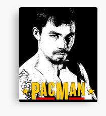 Pacman Power Canvas Print