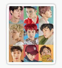 Exo - Monster Sticker