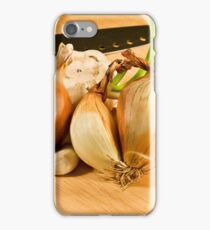 The Onion Gang iPhone Case/Skin