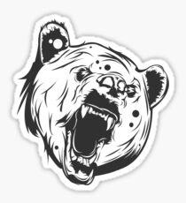 Bear (Textured or non textured) Sticker