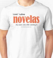 Novelas Unisex T-Shirt