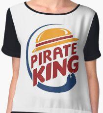 Pirate King Chiffon Top