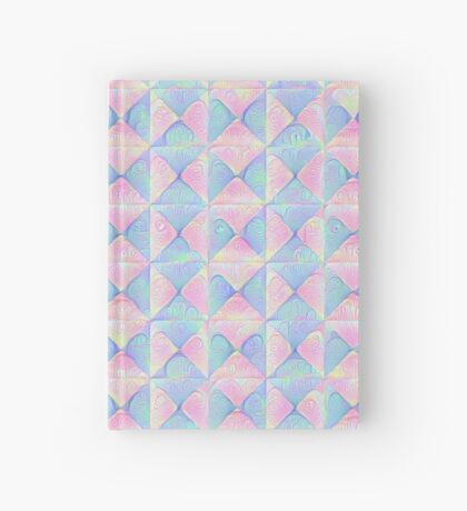 #DeepDream factures #art Hardcover Journal
