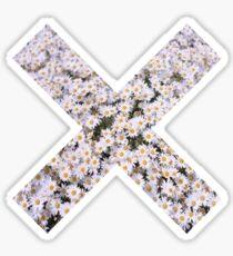 The XX Fleur Sticker