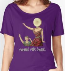 Neutral milk hotel Women's Relaxed Fit T-Shirt