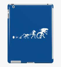 Alien Evolution iPad Case/Skin