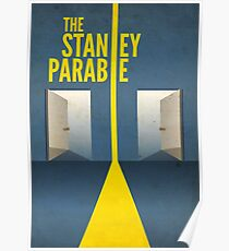The Stanley Parable Poster