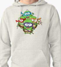 Teenage Minion Ninja Turtles T-Shirt
