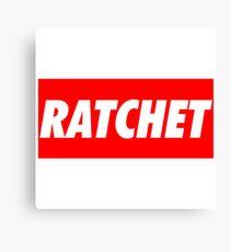 Ratchet Canvas Print