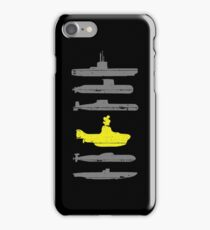 Know Your Submarines iPhone Case/Skin