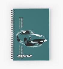 Datsun 240zStripe Spiral Notebook