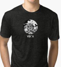 VSCA marine (white text) Tri-blend T-Shirt