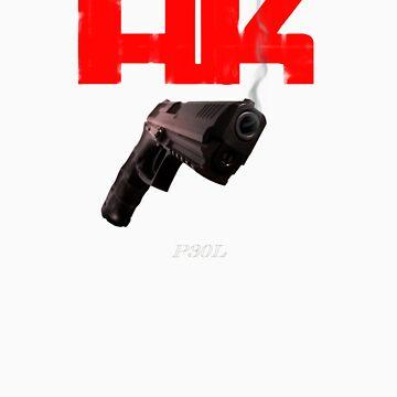 H&K P30L by wjburtt