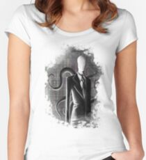 Slender Women's Fitted Scoop T-Shirt
