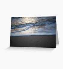 beach far north queensland Greeting Card