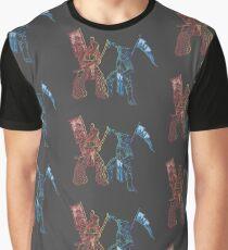 Samurai & Knight Graphic T-Shirt