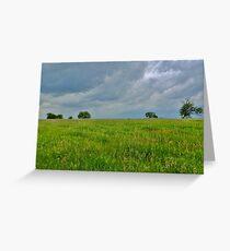 Stormy Skies Greeting Card