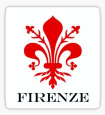 FIRENZE - FLORENCE - ITALY Sticker