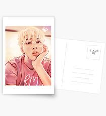 Postales Namjoon suave