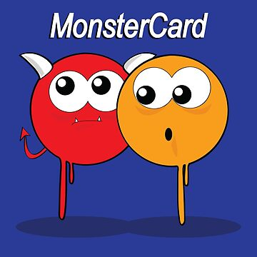 MonsterCard by PiColada