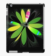 Fractal Flower iPad Case/Skin