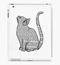 NEWSPAPER CAT tumblr merch! iPad Case/Skin