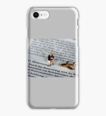 Outclass Them in the Right Way iPhone Case/Skin