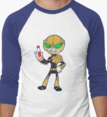 Kamen Rider Beast Men's Baseball ¾ T-Shirt