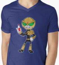 Kamen Rider Beast Men's V-Neck T-Shirt