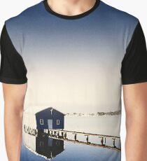 Matilda Bay Boat Shed Graphic T-Shirt