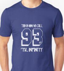 93 til Souls of Mischief [wht] Unisex T-Shirt