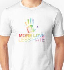 Mehr Liebe weniger Hass, Orlando Pride Unisex T-Shirt