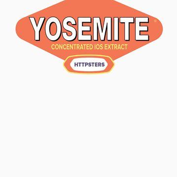 OSX Yosemite parody. by jndesigns