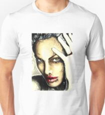 jolie angelina Unisex T-Shirt
