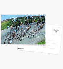 Streamlining Postcards