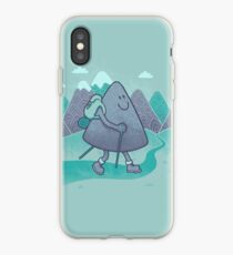Mountain Trekking iPhone Case